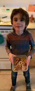 Noah-Alexandre Moutquin, 7 ans