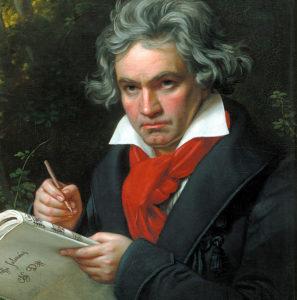 Bon anniversaire Beethoven !