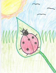 Adélie Deng, 9 ans