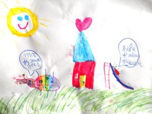 Victoria Khol, 7 ans