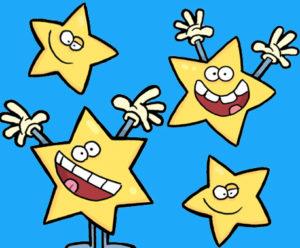 CONCOURS La tête dans les étoiles