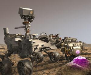 Perseverance et Mars en vidéo