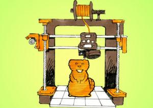 Une imprimante 3D, ça sert à quoi?