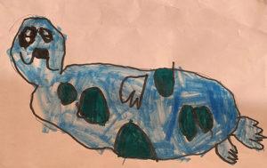 Lyam Leblanc, 6 ans