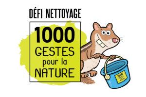 1000 gestes pour la nature : participez à notre défi !