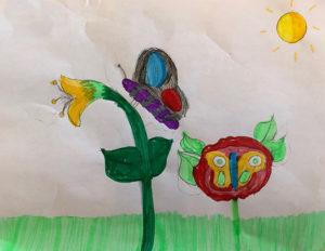 Alice Pelet Maignant, 9 ans