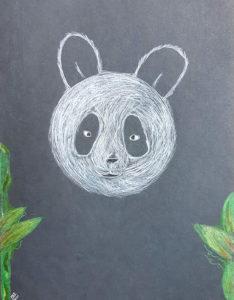 Alyssa-Kim Scalabrini, 9 ans