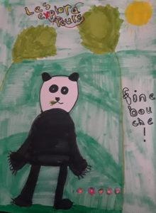 Anaïs Paradis, 8 ans