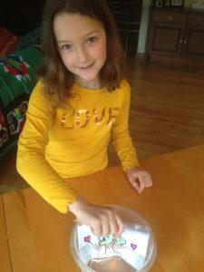 Arielle Gervais, 8 ans