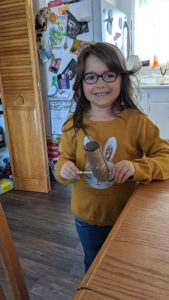 Maxime Jean, 6 ans