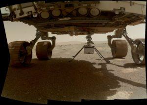 Mission Mars!