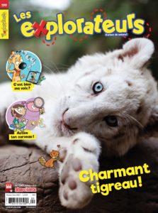 Septembre 2021 – Charmant tigreau!