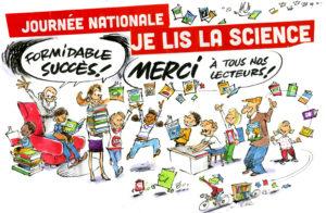 Bravo aux gagnants de « Je lis la science ! » 2021