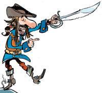 Les vrais pirates!