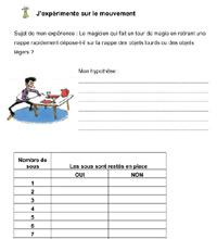 Tableau de résultats – Le coup de baguette magique