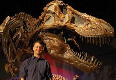 Le chercheur de dinosaures