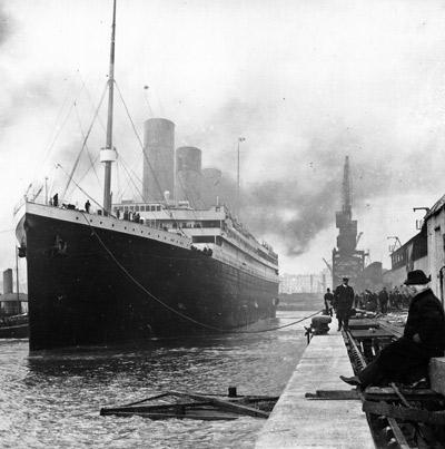 Le Titanic, 100 ans après