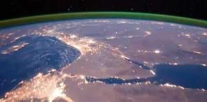 Le spectacle de la Terre vue de l'espace