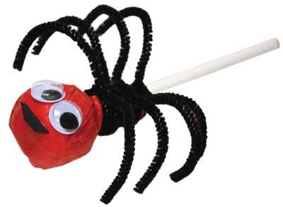 Les suçons araignées