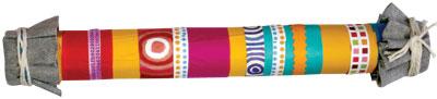 Explo-brico : Fabrique un bâton de pluie