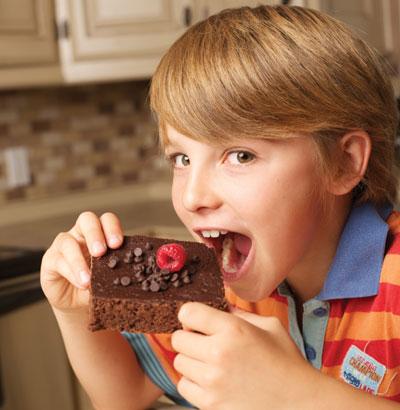 Explo-délice : Brownies santé