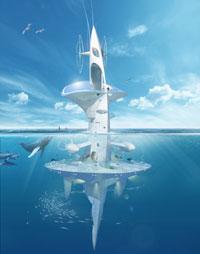 Vidéo : Visite le SeaOrbiter, un vaisseau laboratoire