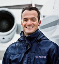 Métier : pilote d'avion