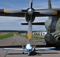 Cri-Cri : le plus petit des avions