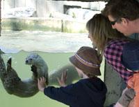 Liste des zoos et aquariums