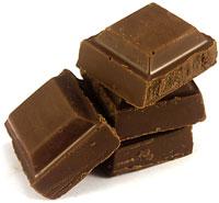Chocolat : le goût dépend aussi de la forme !