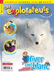 Janvier-février 2010 – Hiver tout blanc