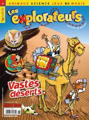 Juin 2010 – Vastes déserts