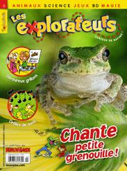 Juillet-août 2010 – Chante petite grenouille!