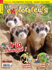Septembre 2010 – Trio masqué!