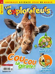 Novembre 2010 – Coucou la girafe!