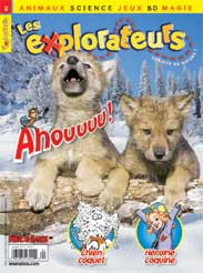 Janvier 2011 – Ahouuuu!