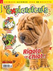 Octobre 2011 – Rigolo ce chiot!