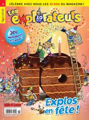 Novembre 2011 – Explos en fête!