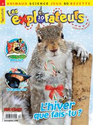 Décembre 2011 – L'hiver, que fais-tu?