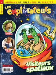 Avril 2012 – Visiteurs spatiaux