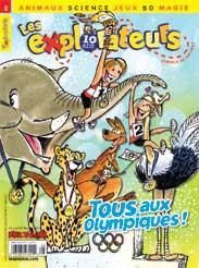 Juillet-août 2012 – Tous aux Olympiques