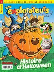 Octobre 2012 – Histoire d'Halloween