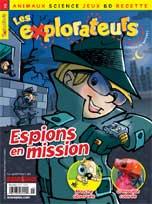Novembre 2012 – Espions en mission