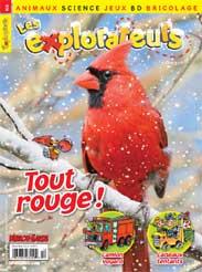 Décembre 2012 – Tout rouge !