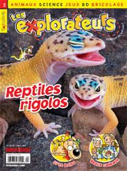 Février 2013 – Reptiles rigolos