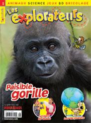 Juin 2013 – Paisible gorille