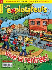 septembre 2013 – Vive la rentrée !
