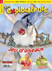 Décembre 2013 – Jeu d'oiseaux
