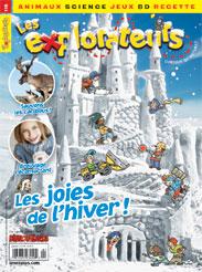 Janvier 2014 – Les joies de l'hiver!