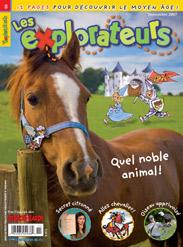 Novembre 2007 – Quel noble animal!